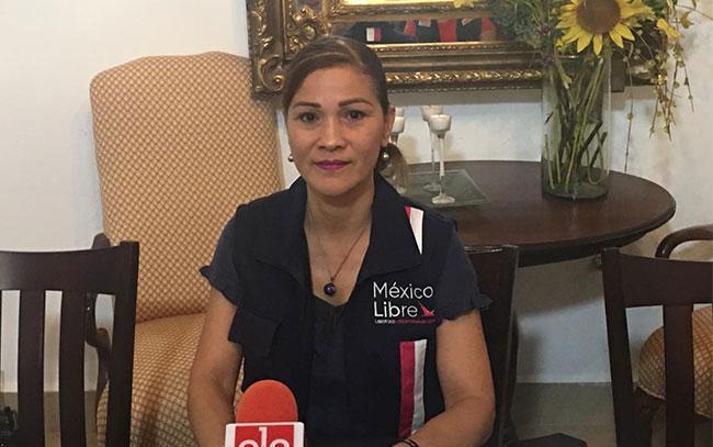 """Trabaja """"México Libre"""" en asambleas"""