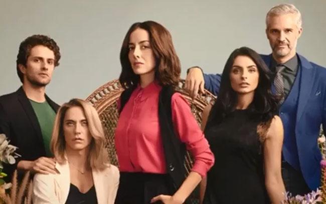 """No te metas con mi familia"""" la campaña de """"La casa de las flores"""