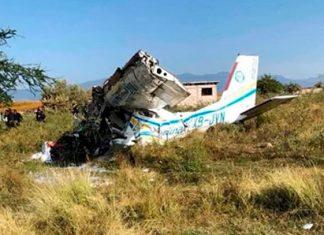 Avioneta se desploma en Morelos y reportan 2 muertos