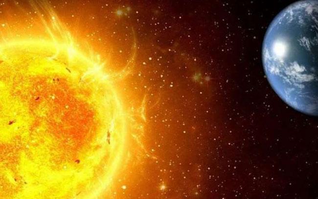 Cómo es el ciclo meteorológico del Sol