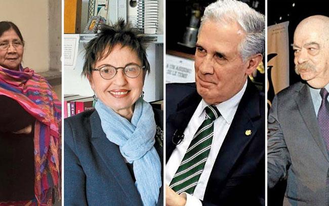 Company, Oceransky, Valadés y Vázquez, premios Nacional de Artes y Literatura 2019