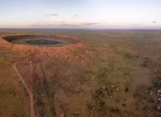Grandes meteoritos golpean la Tierra al menos cada 180 años