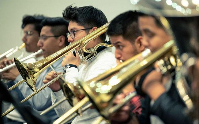 Jóvenes músicos latinoamericanos sonarán en Los Pinos