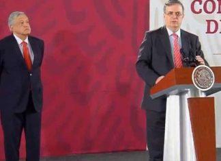 México llama 'golpe de Estado' a renuncia de Evo