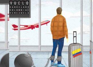 El consulado de Colombia en México reveló a Excélsior que, de todos los países, el nuestro es el que más rechaza pasajeros colombianos en sus aeropuertos y más viola sus derechos humanos.