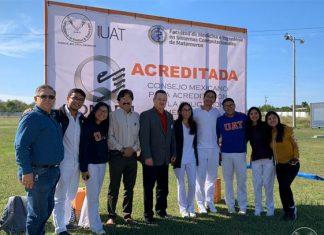 Acredita COMAEM carrera de Medicina de la UAT en Matamoros