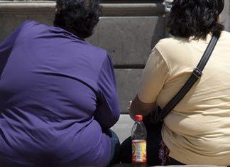 Aumenta obesidad y sobrepeso en México
