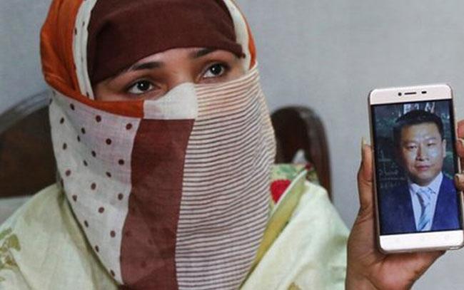 Casi 700 mujeres de Pakistán fueron vendidas a chinos para casarse