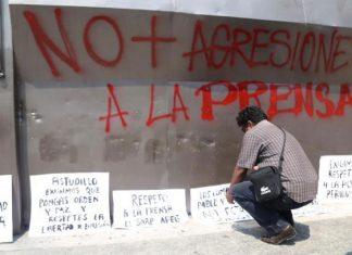 Clasifican a México como el país en el que más periodistas fueron a asesinados durante 2019