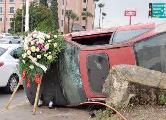 Concientizan sobre accidentes automovilísticos