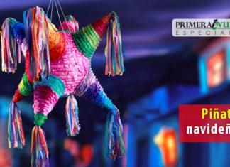 Conoce el significado de las piñatas navideñas