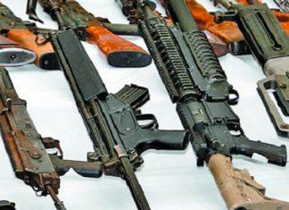 Primer año de la 4T rompe récord en decomiso de armas