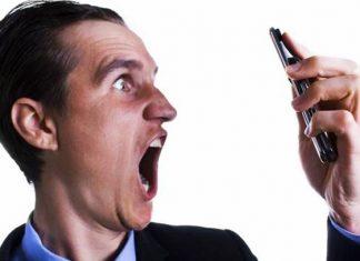 Tu celular puede causarte fracturas y moretones