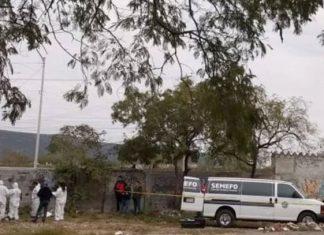 Dejan una maleta con restos humanos en panteón de Monterrey