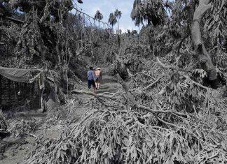 Devastación en Filipinas tras erupción del volcán Taal