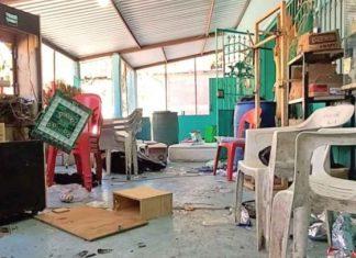 Huyen de Zirándaro 2 mil por violencia del narco