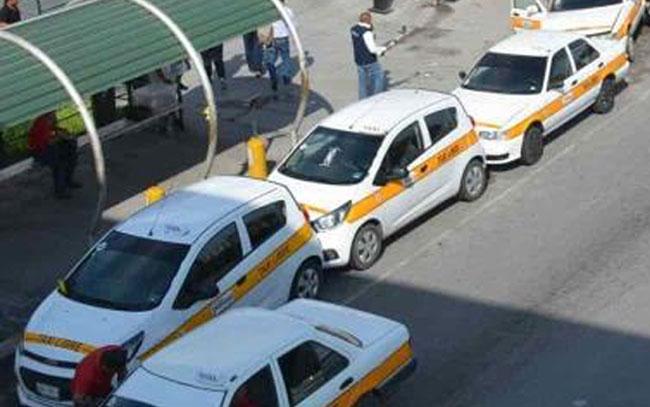 Operativo sorpresa al transporte en Reynosa