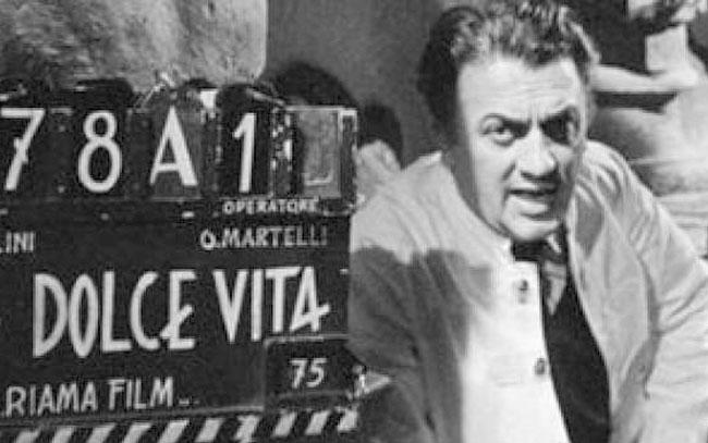 Poesía, tecnología y cine se mezclan para celebrar el centenario de Federico Fellini