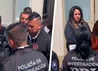 Así resguardan a presuntos asesinos de Fátima