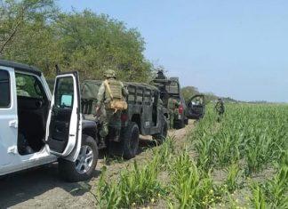 Buscan personas desaparecidas en Altamira