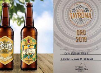 Conquista cerveza tamaulipeca medalla de oro en competencia internacional
