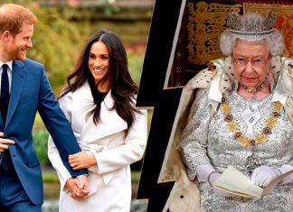 El príncipe Harry desafía a la realeza