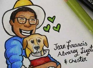 Niño dio su vida para salvar a perrito de incendio; Internet le llora