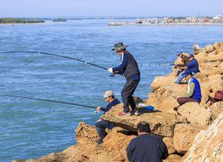 Reúne torneo internacional de pesca a más de 2 mil participantes