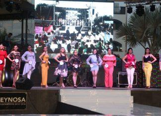 Última etapa del certamen Señorita Fiestas de Aniversario