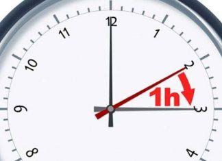 Domingo 8 de marzo cambio de horario en la frontera