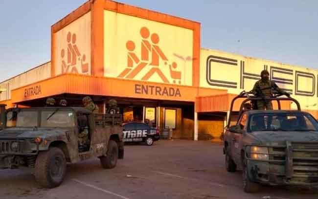 Ola de saqueos azota a comercios en el país