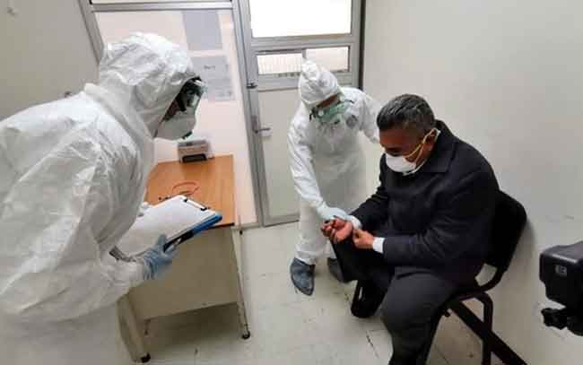 Suman 9 casos nuevos sospechosos a COVID-19 en Tamaulipas