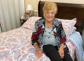 Anciana de 90 años sobrevive al coronavirus