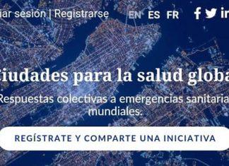 Comparte Reynosa 10 iniciativas en Cities for Global Health