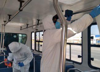 Dan exclusividad en transporte a personal médico en Querétaro