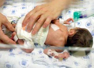 Tras solo 22 semanas de gestación una menor de un solo día de nacida, falleció en medio del diagnóstico de su mamá, a quien le realizaron el examen