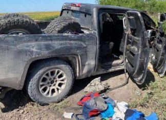 Tras enfrentamiento capturan a 13 en Tamaulipas