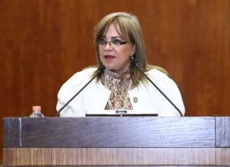 Diputada del Congreso de Tamaulipas da positivo a covid-19