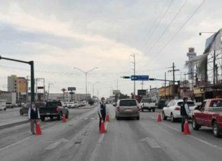 Entran en vigor filtros fronterizos en Tamaulipas