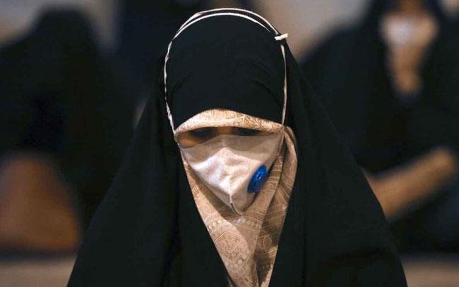 Hay más de 10 mil trabajadores de salud con Covid-19 en Irán