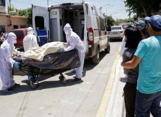 México se acerca a las 10,000 muertes