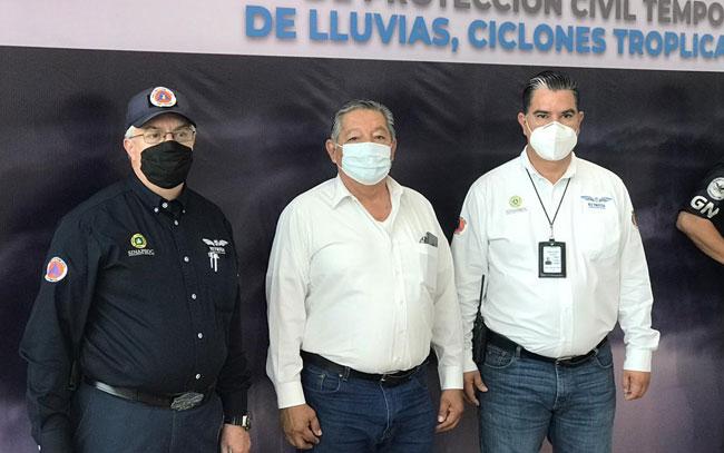 Listo Reynosa para temporada de lluvias y huracanes 2020