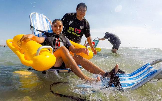 Valoran importancia del turismo social incluyente en Tamaulipas