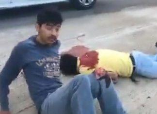 Muere jornalero atropellado por escolta de Xico