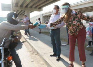 Aplica Reynosa 10 MDP a programa Héroes de la Salud