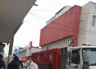 Incendio en céntrico hotel de Reynosa