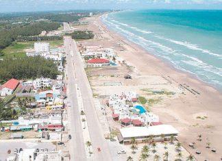 Visitantes podrán pasear en sus autos en el boulevard de playa Miramar