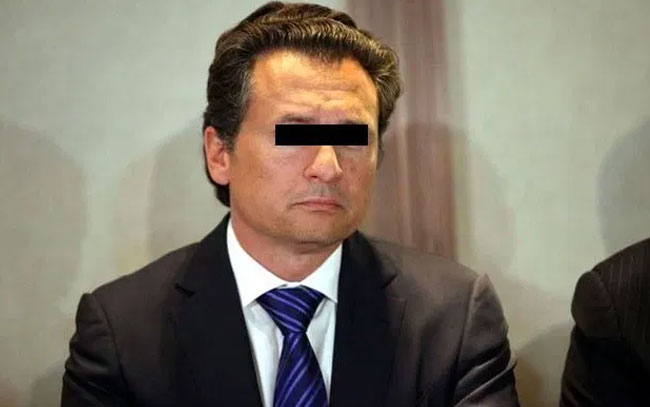 Ex Director de PEMEX, Emilio Lozoya, acepta ser extraditado a México