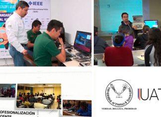 Consolida UAT la formación y profesionalización docente