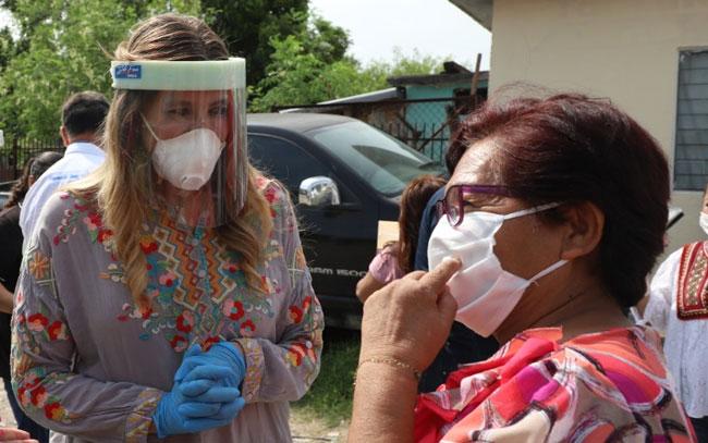 Evitar contagios COVID es tarea de todos: Maki Ortiz